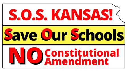 FINAL Save Our Schools SOS NO Constitutional Amendment