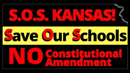 FINAL Save Our Schools SOS NO Constitutional Amendment